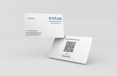 oval edge business card
